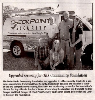 Security-Installation-for-OBX-Community-Foundation-WEB